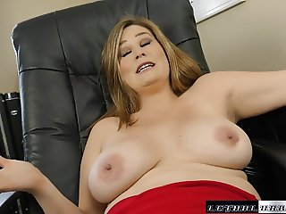 LethalHardcore - Allison is really horny for stepbros dick