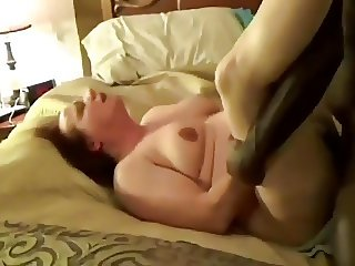 Pennsylvania whore Ann loves black dick