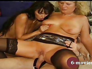 6-movies.com - Fisting, Sex Toys and a threesome -