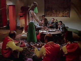 Jaclyn Smith Hot Belly Dance