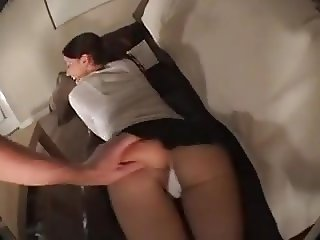 Busty amateur girlfriend fuck and creampie