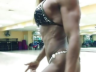 mature milf fake tits slutty muscular gorgeous