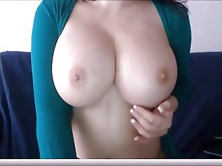 My sister cought on camera - explosive vagina on