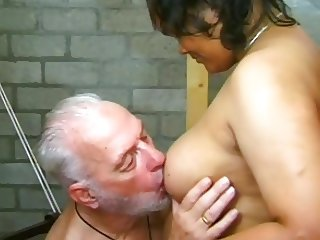 She Loves Old Men-2.cut 2 (#grandpa #old man #dad)