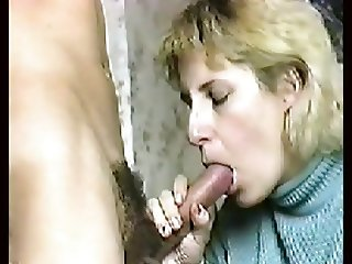 massive cum in the mouth