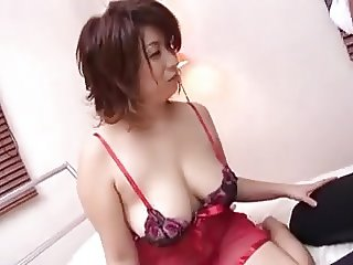 Japanese Busty Cougars Waiting For Young Lover