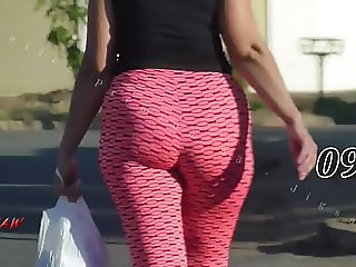 Candid Big Booty Bubble Butt Rabetao Pawg Culona Big Ass 53