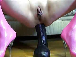 Dildo Swallowing Assholes Part 3
