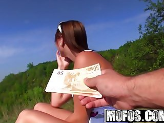 Mofos - Public Pick Ups - Pose, Suck then Fuck starring  Tes