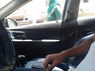 Car Dick Flash Compilation To Girls In Egypt 01