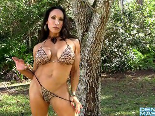 Denise Masino - Jungle Fever - Female Bodybuilder