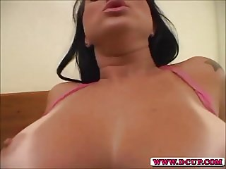 Latina Lorena Aquino Gets Anally Reamed