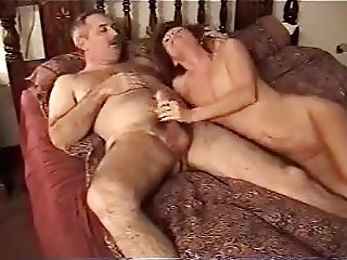 Wife sucks older, dominant husband (part 1)