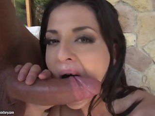 Deep Anal Penetration With Coco De Mal