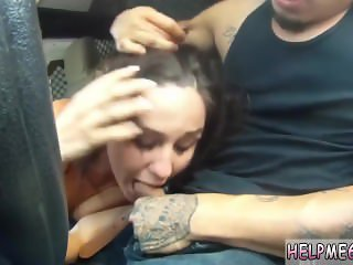 Handjob cum in the condom Renee Roulette