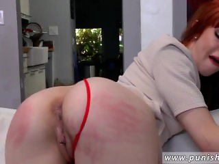 Rough chained and extreme pussy pounding hd
