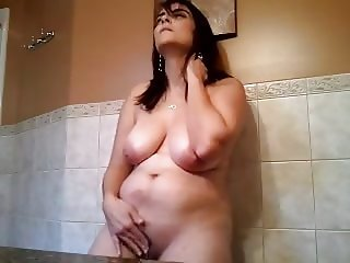 susan decarvalho can't wait big titties milf masturbation