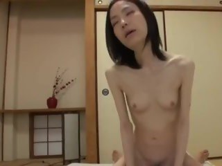 Panting with obscene face Orgasm wife ♡ Kozue Sugihara