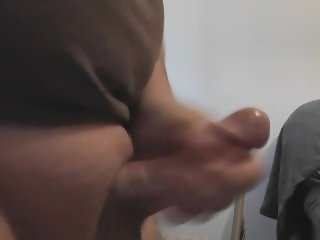 my first wank video on cam