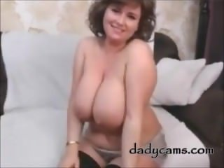 Sexy Big Tits Milf Great Masturbation