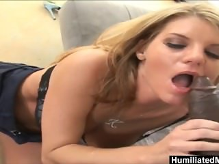 HumiliatedMilfs - Kayla Quinn can't resist a young dude's big dick