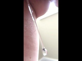 Dripping wet pussy compilation of a woman who drips alot