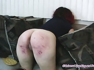 Her Pleasure from Pain - (Spanking)