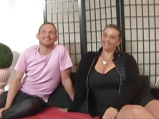 Outstanding Busty BBW Fuck In Front Of Camera