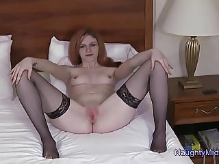 Olivia Redd - First Older Cock