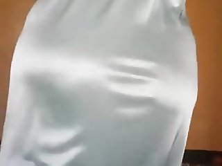 Satin Nighty maami Back