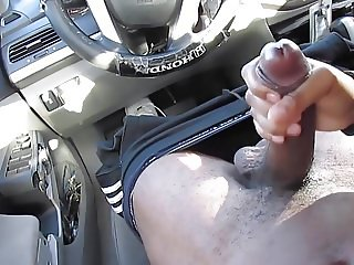 Black Car Handjob