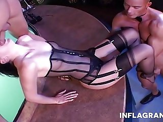 German Milf Fetish Dp Threesome