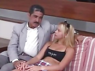 SB2 Hot Teen Fucks Her Friends Dad !