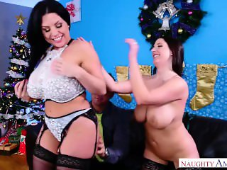 Best Friends Angela White And Sheridan Love