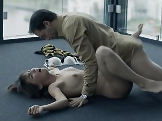 Polish Actress from T2 Transpotting Nude Scene