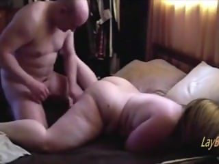 cheating BBW wife fucking her lover