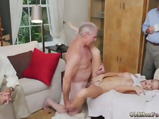 Young slut with old fuck Molly Earns Her