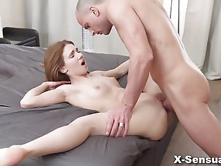 X-Sensual - Melissa Grand - Sex in gymnastic positions