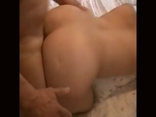 I stop her to blowjobs and she fornicates me doggy style- 75-suckdog