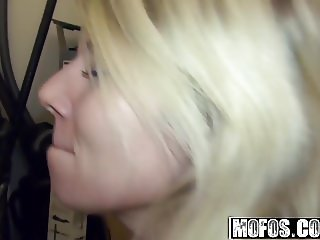 Mofos - Public Pick Ups - Adrienne - Mouthfuls of Sausage