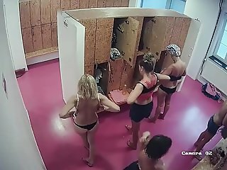 Hidden Cam : Change Room 4