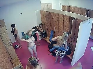 Hidden Cam  Change Room Part 15