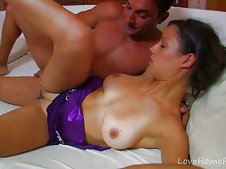 Tanned Beauty Goes Wild For Hard Cock.mp4