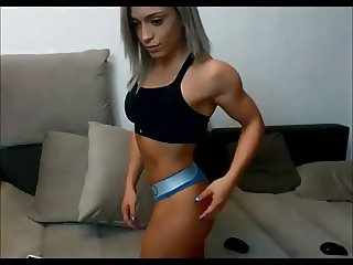 For muscular women lovers