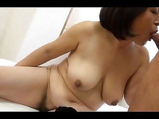 Mature Asian Creampie9