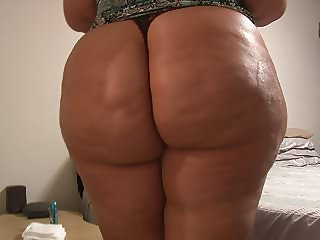 Big Booty BBW Latina MILF Gets Ass Fucked