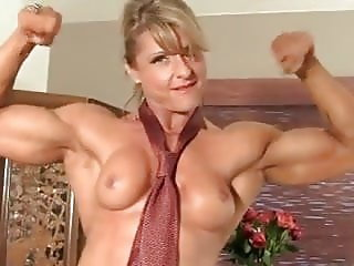 mature muscle woman get naked
