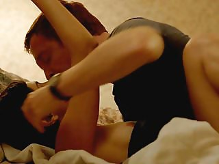 Morena Baccarin Nipples In 'Homeland' On ScandalPlanetCom