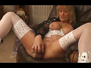 British Milf Solo