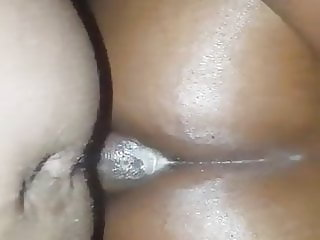 Having Rough Anal Sex With An Ebony BBW